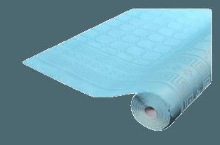 Rlx nappe papier Bleu turquoise 25 x 1.18 m
