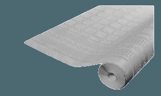Rlx nappe papier Gris 25 x 1.18 m