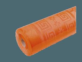 Rlx nappe papier Mandarine  25 x 1.18 m