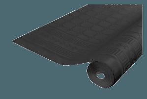 Rlx nappe papier Noire 25 x 1.18 m