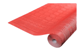 Rlx nappe papier Rouge 25 x 1.18 m