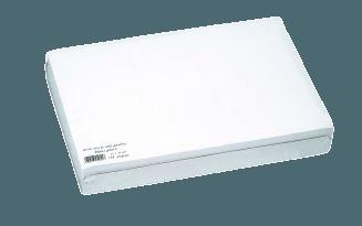 Set papier Blanc 30x40 cm