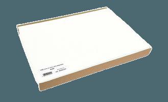 Set SPUNDBOND BLANC 30x40 cm