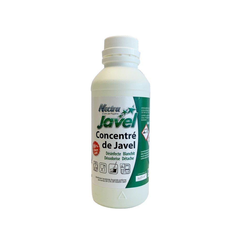 Nettoyage Dalle Piscine Javel javel 36° ( 9.6%) dose 25 cl - alpes détergents