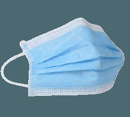 Masque médical 3plis à usage unique