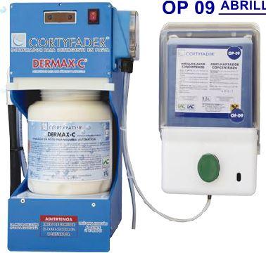 Support OP concentré 1.5l (liquide de rinçage)