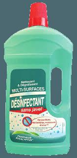 NETTOYANT Multi-Surface Désinfectant Virucide 1L